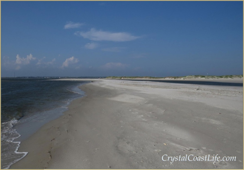 Near the Point at Emerald Isle, NC