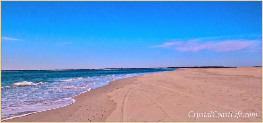 Beach near The Point at Emerald Isle