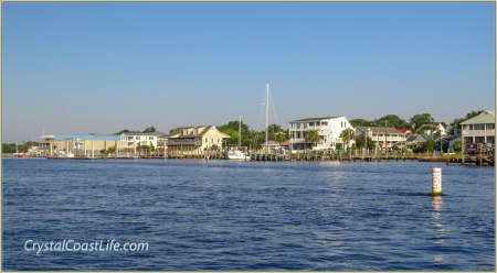 Swansboro, North Carolina, Harbor