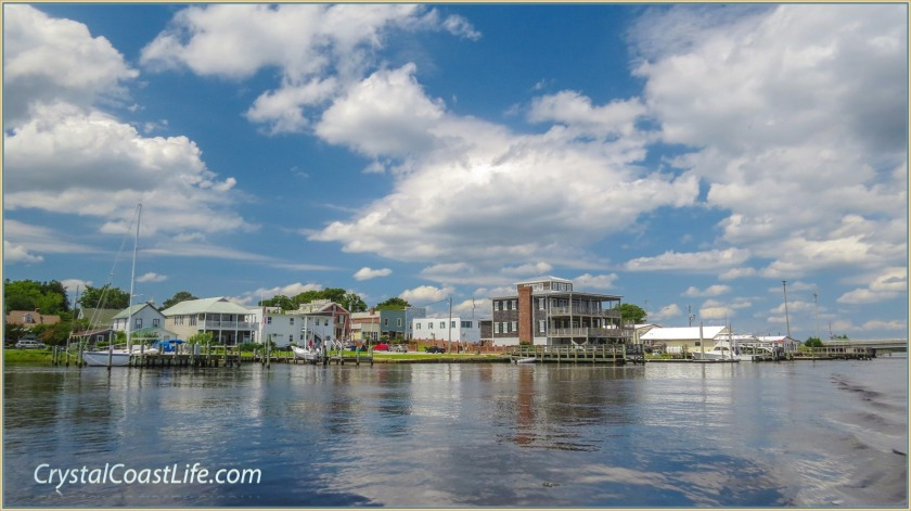 Swansboro Harbor, July 29, 2014