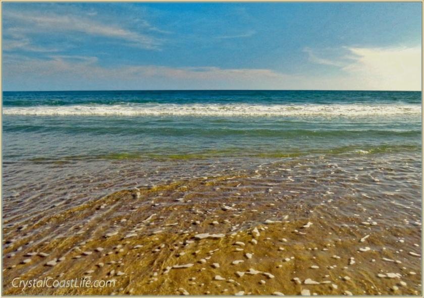 Beckoning Beach Waters
