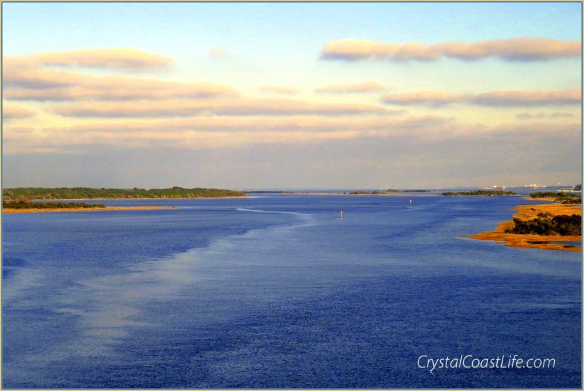 Bogue Sound, February 11, 2015