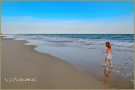 Third Street Beach, Emerald Isle, NC