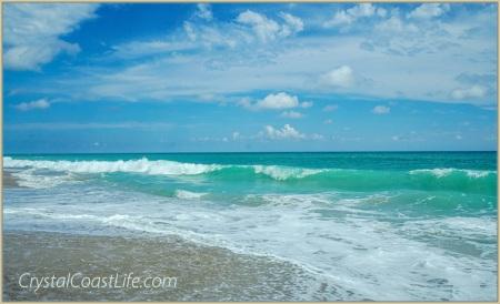 August 25, Third Street Beach, Emerald Isle, NC